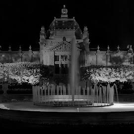 by Iva Marinić - Black & White Buildings & Architecture