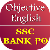 Objective English for SSC & PO