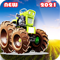 New! Magical Island Tractor Puzzles 2021 icon