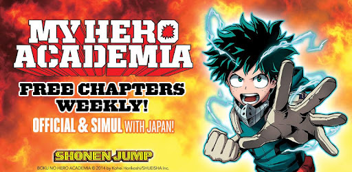 Shonen Jump Manga & Comics - Apps on Google Play