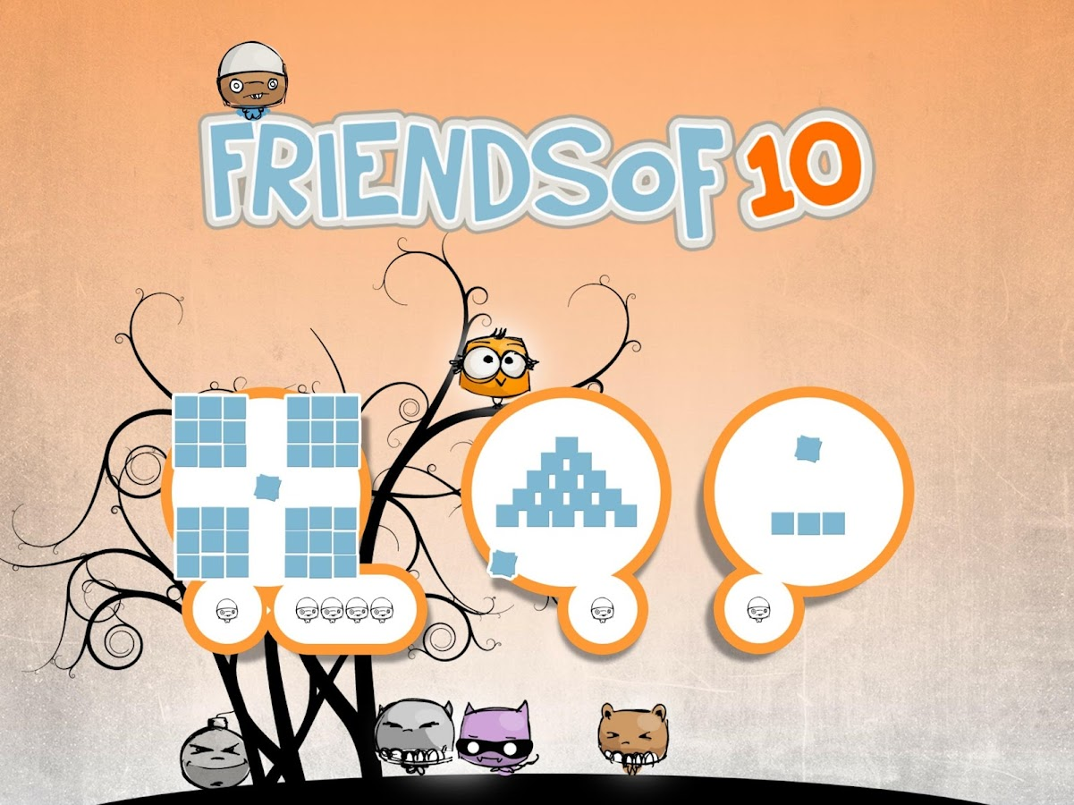 Friends of 10- screenshot