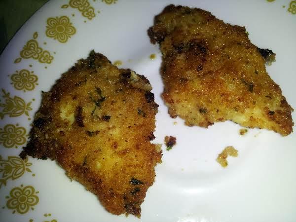 Italian Style Fried Chicken
