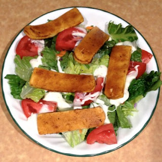 Baked Barbecued Tofu
