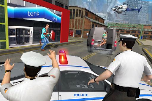 Crime Car Street Driver: Gangster Games 1.0 Screenshots 1