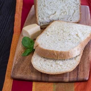 Italian Parmesan Bread for 2-lb. Loaf Breadmaker.