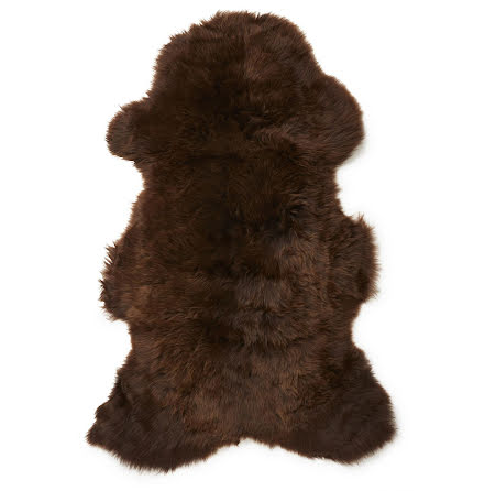 Gently Rug Sheepskin - Bear Brown Lambskin from Australia