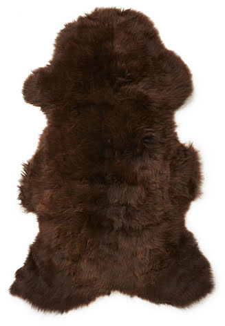 Gently Rug Sheepskin - Bear Brown Lambskin from Australia
