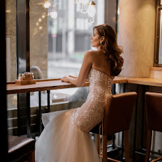 Wedding photographer Kristina Belaya (kristiwhite). Photo of 09.09.2018