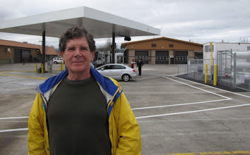 Photo: Ashland City Council Member David Chapman would like to see a CNG fueling station in Ashland someday soon.