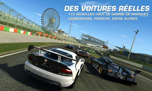 Real Racing 3  captures d'écran 2