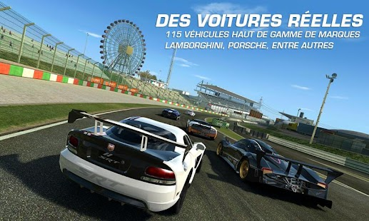 Real Racing 3 Capture d'écran