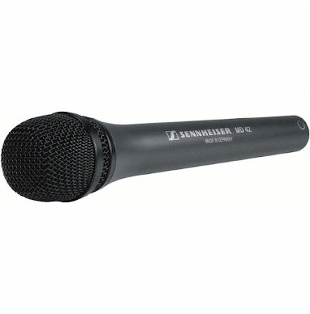 Microphone handheld MD-42 Reporter