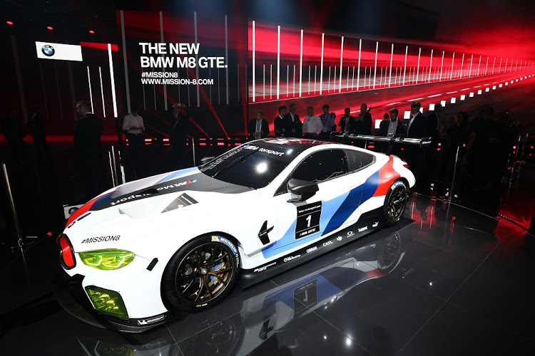 The M8 GTE