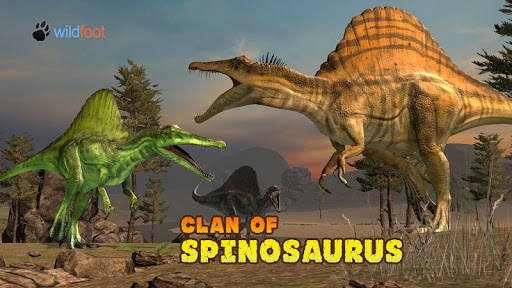Clan of Spinosaurus screenshot 1