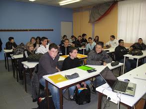 Photo: classe de 3è3 2009/10