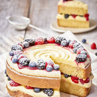 Forest Fruits Cake.