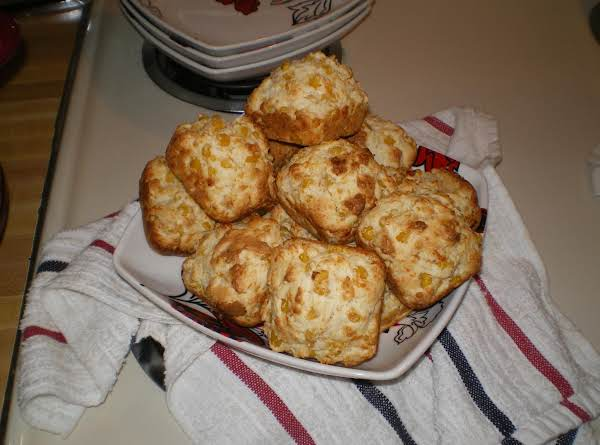 Cheddar Corn Muffins Recipe