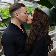Wedding photographer Yaroslava Khmelovec (riennod). Photo of 06.06.2018