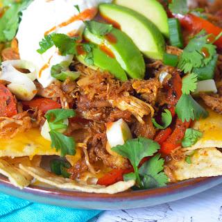 Leftover Turkey Carnitas Nachos Recipe