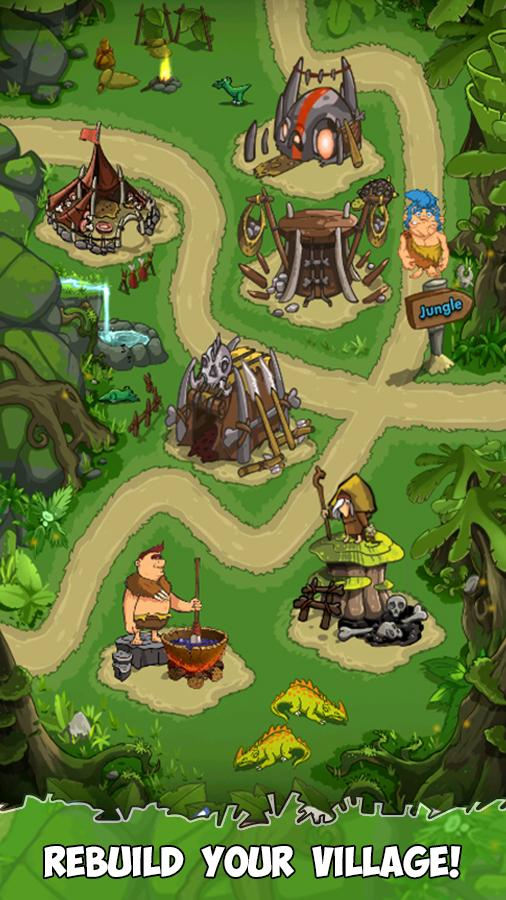 Jungle Jack- screenshot