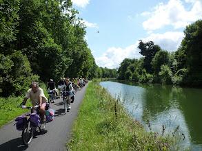 Photo: canal de la Marne à la Saône