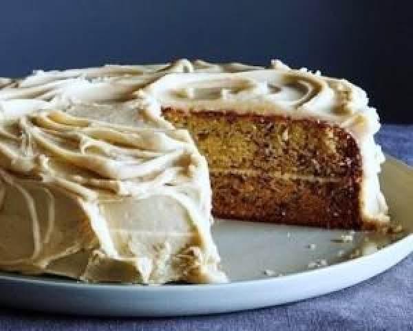 Quick And Easy Caramel Cake Recipe