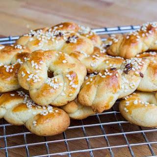 Braided Cookies.