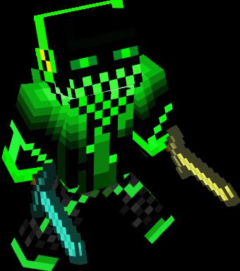 Neon Nova Skin