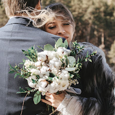 Wedding photographer Nikita Kver (nikitakver). Photo of 11.04.2018