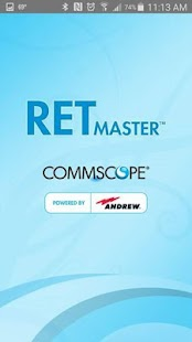 RET Master by CommScope - náhled