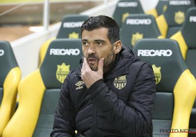 Sergio Conceiçao (Nantes) geeft Standard dan toch sprankeltje hoop