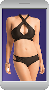 Bikini Photo Suit For Princess - náhled