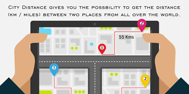 City distance navigation apps on google play screenshot image publicscrutiny Image collections