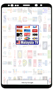 Malaysian TV- All Live Channels live streaming 1 0 + (AdFree