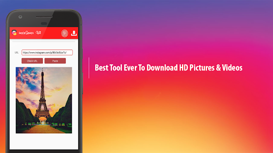 Picture and video Downloader screenshot