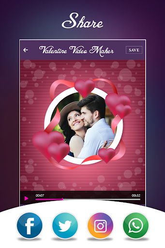 Love Effect Video Maker : Slideshow Maker image | 4
