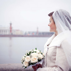 Wedding photographer Aleksandra Rumyanceva (raurica). Photo of 16.01.2013