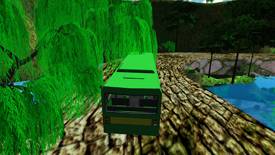 Tourist Bus Drive-Coach bus Simulator screenshot
