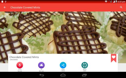 Chocolate Recipes 25.7.5 screenshots 20