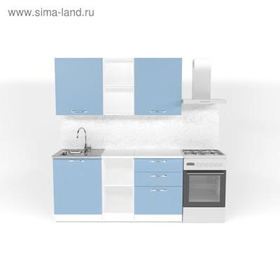 Кухонный гарнитур Евгения стандарт 5 1600 мм