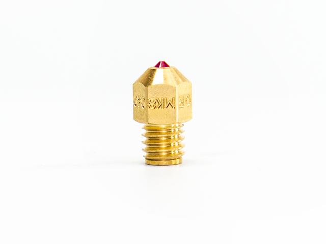 Olsson Ruby MK8 Nozzle - 1 75mm x 0 60mm