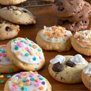 Make It Yours Low Sugar Cookies with Mix-Ins