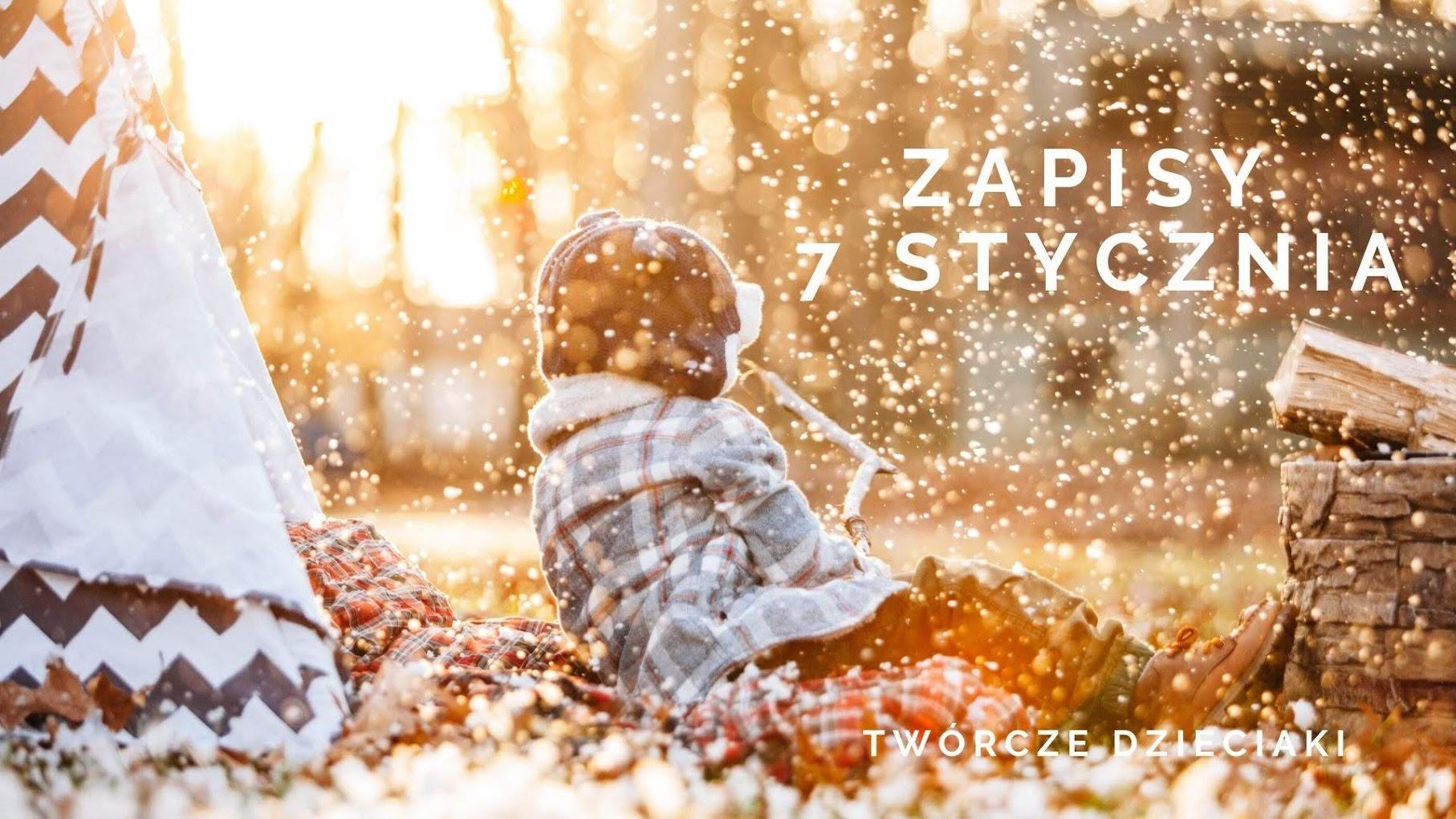 Z Twórczymi Dzieciakami w Nowy Rok!