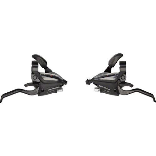Shimano ST-EF500 3x8-Speed Brake/Shift Lever Set