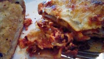 Lasagna Perfection
