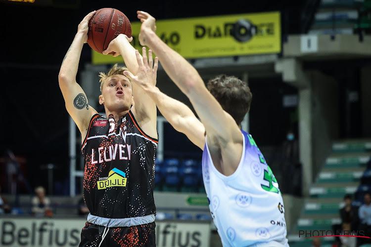 Leuven via verlenging naar tweede overwinning op rij en Limburg verliest ook met nieuwe coach