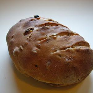 Walnut Bread Loaves