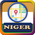Niger Maps and Direction icon