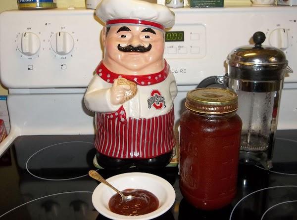 Karl's Barbecue Sauce Recipe