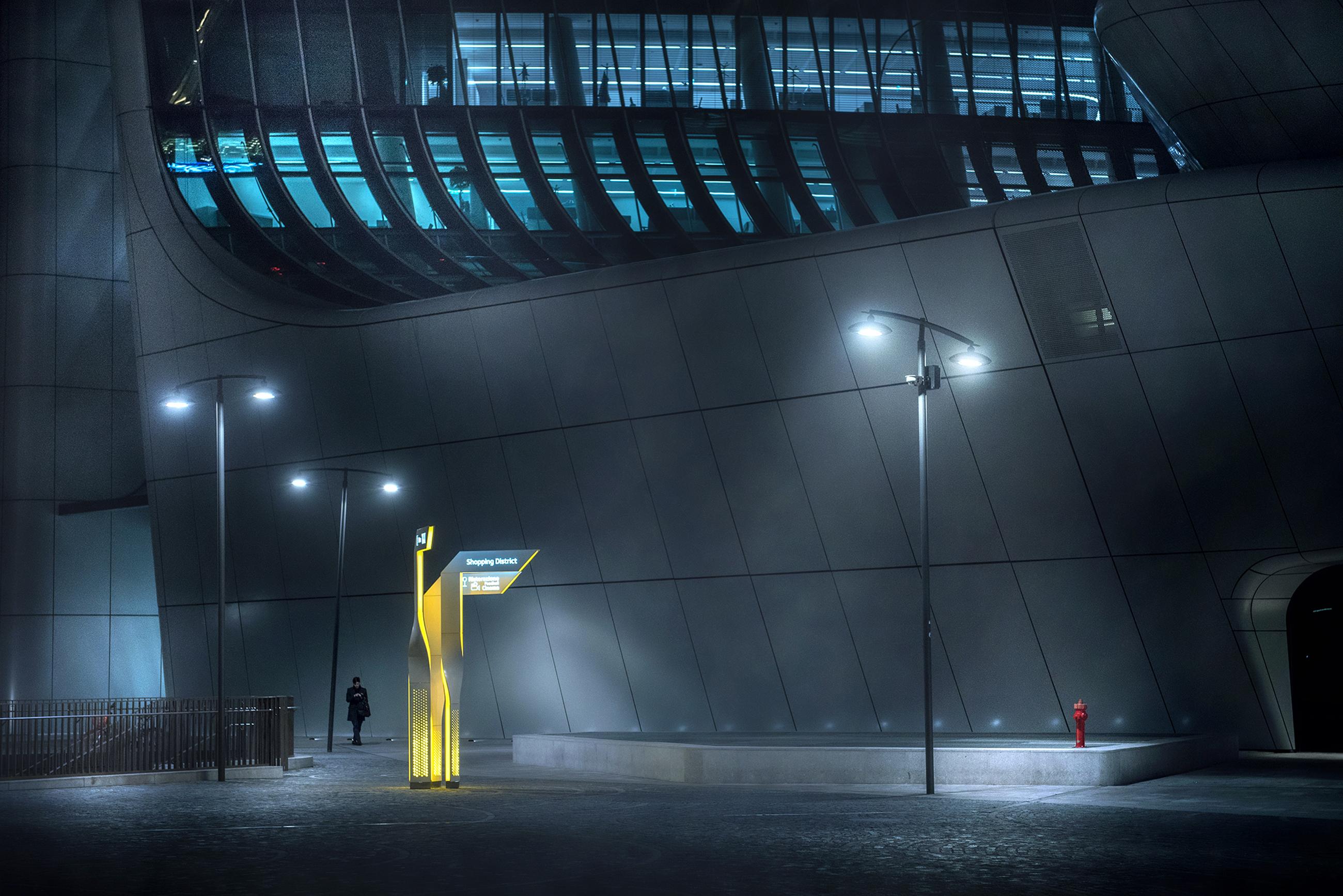 Night Atmosphere di Alexx70